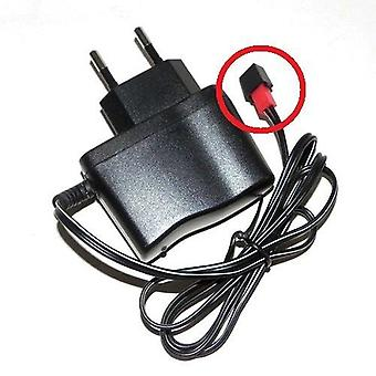 3.7v lipo battery charger with jst connector, black color