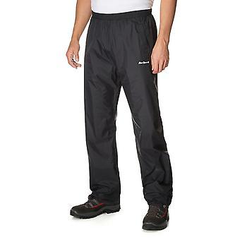 Peter storm menns Pakkvennlig casual bukser svart