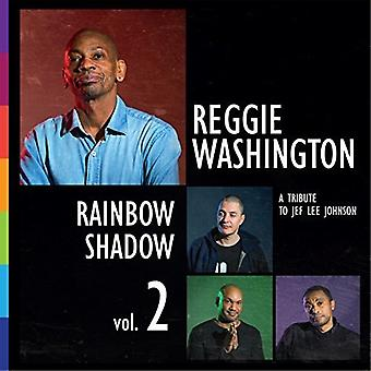 Reggie Washington - Rainbow Shadow 2 (Hyllest til Jef Lee Johnson) [CD] USA import