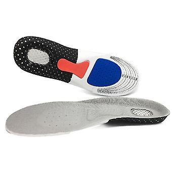 Silikónový gél Športové bežecké vložky pre mužov ženy ortopedická podložka