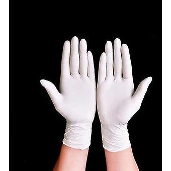 20/50/100pcs Einweg Nitril Handschuhe Schönheit Haarfärbe Handschuhe