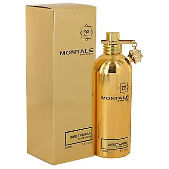 Montale Sweet Vanilla Eau De Parfum Spray (Unisex) By Montale 3.4 oz Eau De Parfum Spray