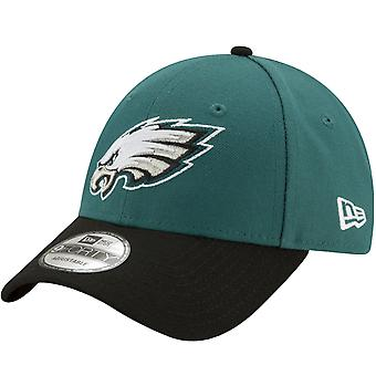 Nouvelle ère 9FORTY Eagles de Philadelphie La ligue NFL ajustable baseball Cap Green