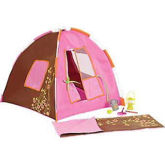 Vores generation polka dot camping tilbehør sæt