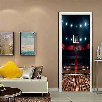 Stadium Design Mural Self-adhesive Vinyl Decal Home Decor Door Poster