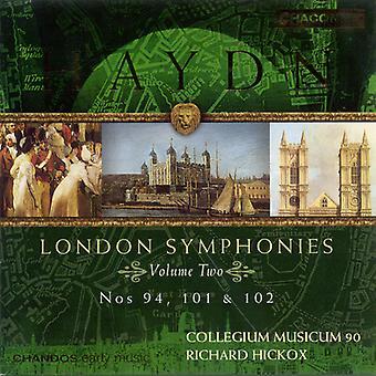 J. Haydn - Haydn: Londen symfonieën, Vol. 2 [CD] USA import