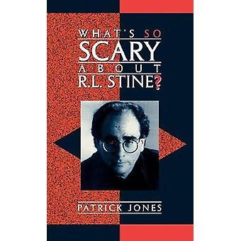 Cosa c'è di così spaventoso in R.L. Stine?
