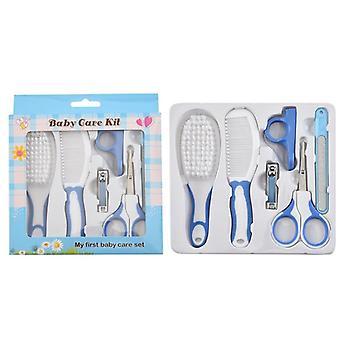 Barn healthcare kits baby grooming uppsättningar sax nagelvård