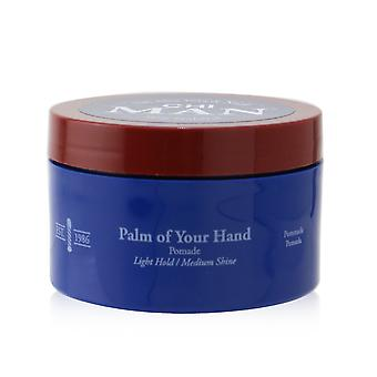 Man palm van je hand pomade (licht vasthouden / medium glans) 257358 85g/3oz