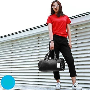 Pu Leather Gym Bag, Fitness Sports Bags