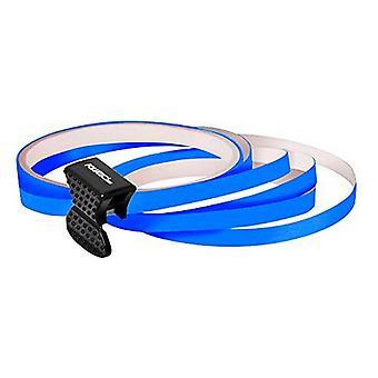 الإطارات اللاصقة فولياتيك الأزرق (4 × 2,15 م)