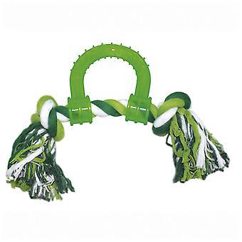 ICA Horseshoe Mint hammaslääkärin köysi (koirat, lelut & Sport, köydet)