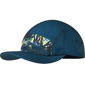 Buff Vuxna Ipe 5 Panel Utomhus Running Baseball Cap Hat - Navy - LXL