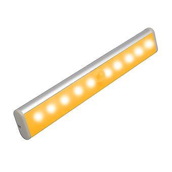 LED unter Schrank Sensor Nachtlicht (warmes Licht)