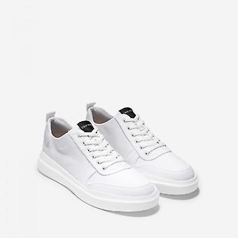 Cole Haan Grandpro Rally Mens Cotton Trainers White