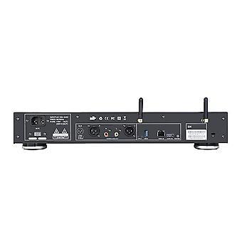 Digital Media Player Akm4493eq Velvet Sound Dmp20 With Hdd Bay Up To 14tb
