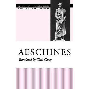Aeschines by Translated by Chris Carey