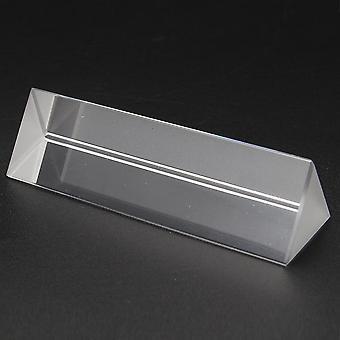 For optisk glas UK Triple Prism for fysisk lysspektrum Undervisning Experiment Model / Home Decor WS41461