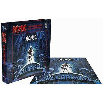 Rock Saws AC / DC Pussel (500st)