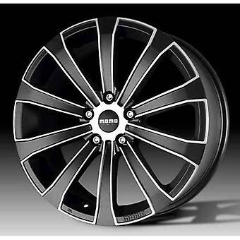 "Car Wheel Rim Momo EUROPE 16"" 7,0 x 16"" ET35 PCD 5x120 CB 79,6"