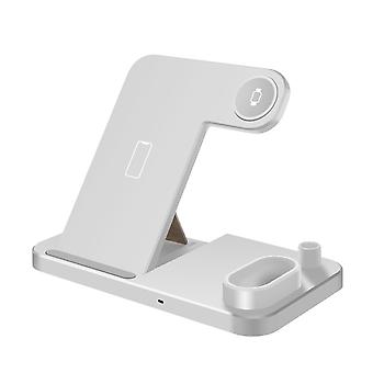 3 W 1 15w Fast Qi Wireless Charger Dock Stand
