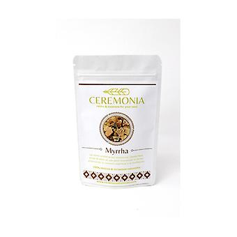 Myrrha incense with balsamic and woody aroma 100 g