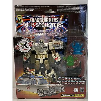 Ectotron ECTO-1 Transformers Ghostbusters Afterlife Hasbro E9556