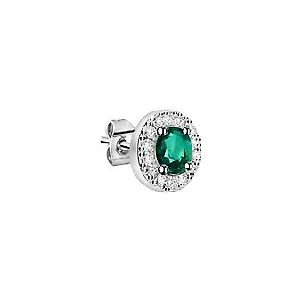 La petite story single earring lps02arq14