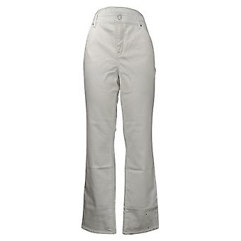 NYDJ Jeans femmes Marilyn Straight Uplift Cool Embrace Blanc A395678