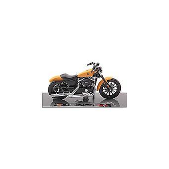 Maisto Harley Davidson 2014 Sportster Iron Yellow 883 - 1:18