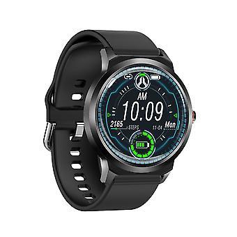 Smart Watch per uomini e donne-Polso fitness da 1,3 polliciWatch Quadrante fai-da-da-me IP68 impermeabile Orologio con misurazione della pressione sanguigna Cardiofrequenzimetro Monitor del sonno Pedometro per telefono cellulare Android iOS (nero)
