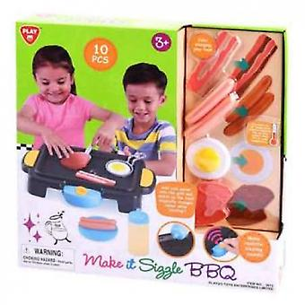 Electronic Make It Sizzle BBQ Playset