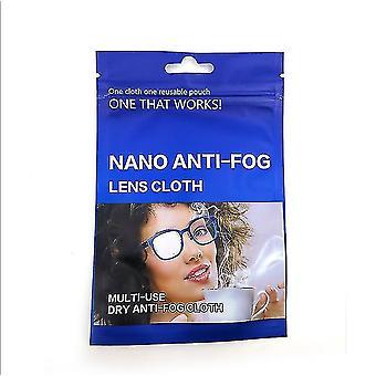 نانو مضادة للضباب النظارات القماش
