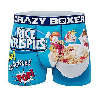 Crazy Boxer Rice Krispies Boxer Briefs