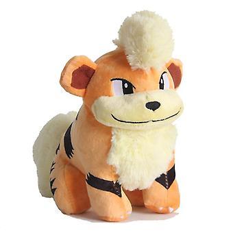 Growlithe Plush Toys Anime Lovely Dog Plush Stuffed Animals Peluche Brinquedos