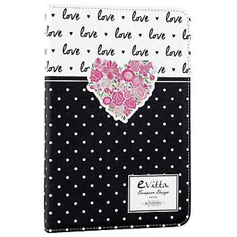 """Tablet cover E-Vitta STAND 2P LOVE 10,1"""""""