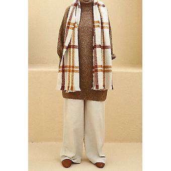 Turtle Neck Melange Knitwear Tunic