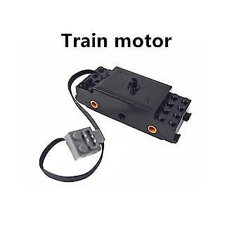 Technical Parts Motor Multi Power Functions 8293 8883 Tool Servo Train Model Sets Building Blocks