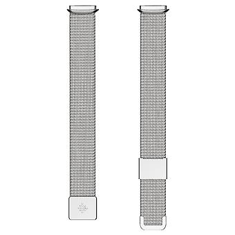 Luxe, Metal Mesh Platinum (One Size)