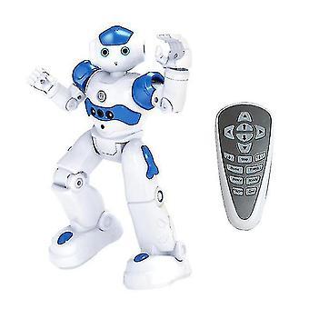 Robotic toys size 26cm rc remote control robot smart action walk sing dance action figure gesture sensor toys