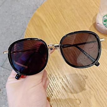 Colorful Mirror Classic Sunglasses
