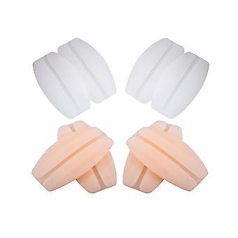 כריות רצועת חזיית סיליקון רפידות מגן כתף ללא החלקה