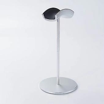 Headset Stand For All Headphone Sizes - Silver
