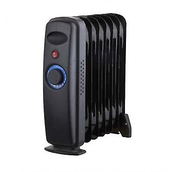 9 pinna Mini 1000W olio radiatore nero Portable autoportante