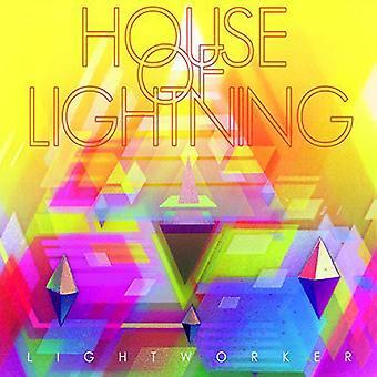 House of Lightning - Lightworker [CD] USA import