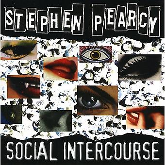 Stephen Pearcy - Social Intercourse [CD] USA import