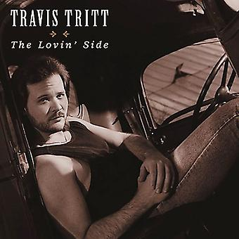 Travis Tritt - Lovin' Side [CD] USA import