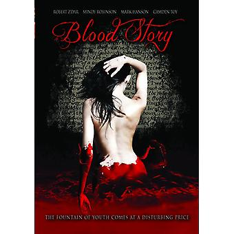 Blood Story [DVD] USA import