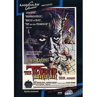 Terror (1963) importar de Estados Unidos [DVD]