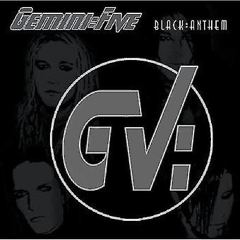 Gemini Five - Black Anthem [CD] USA import